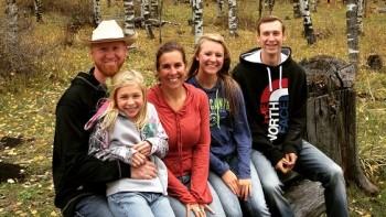Jon Albert Family Cropped