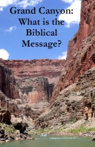 Our Books & Guides • Canyon Ministries Grand Canyon